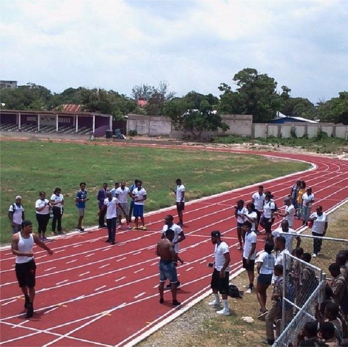 KCOBA track