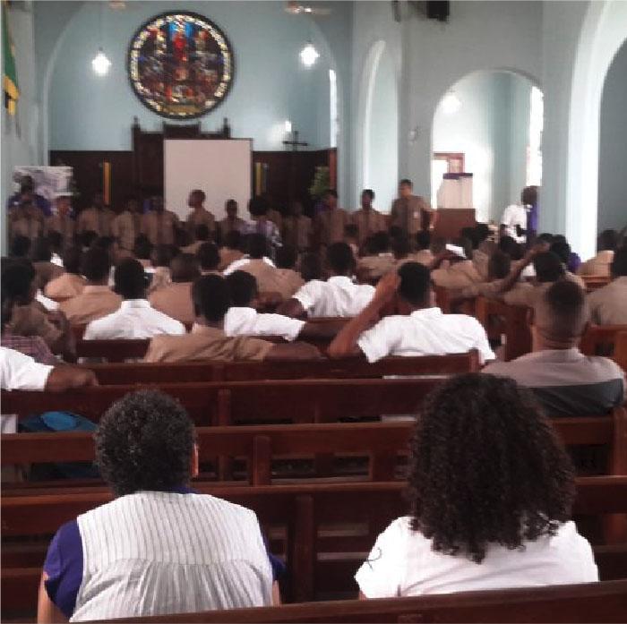 KCOBA church
