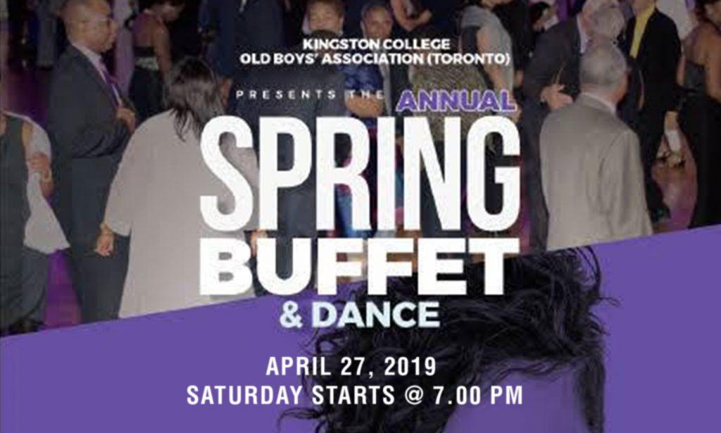 Sprint Buffet & Dance