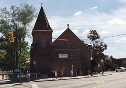 St Mary Martha Church