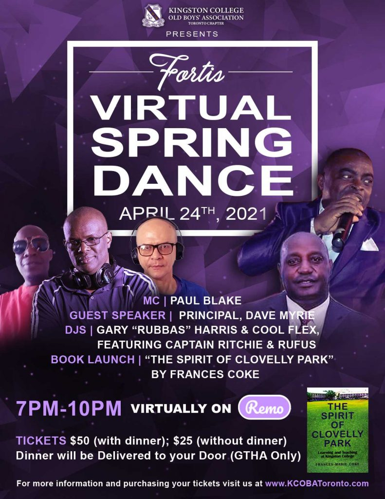 KCOBA Virtual Dance 2021